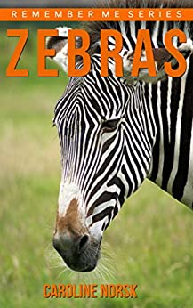 Zebra: Amazing Photos & Fun Facts Book About Zebras For Kids ...