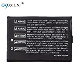 OSTENT 1300mAh 3.6V Rechargeable Battery Pack