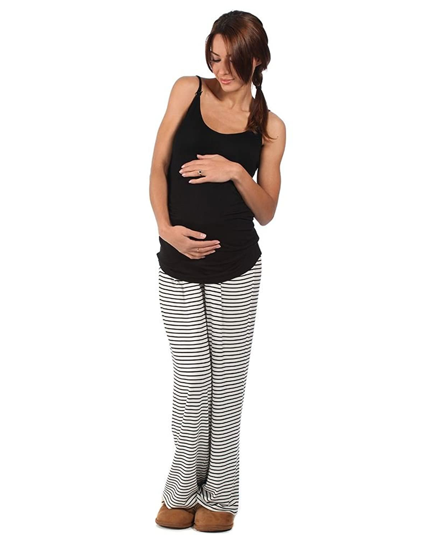 The Essential One - Umstandskleidung Pyjama - Schlafanzug - EOM104