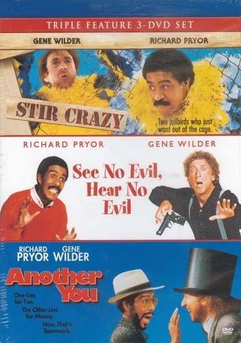 Stir Crazy / See No Evil, Hear No Evil / Another You (Richard Pryor See No Evil Hear No Evil)