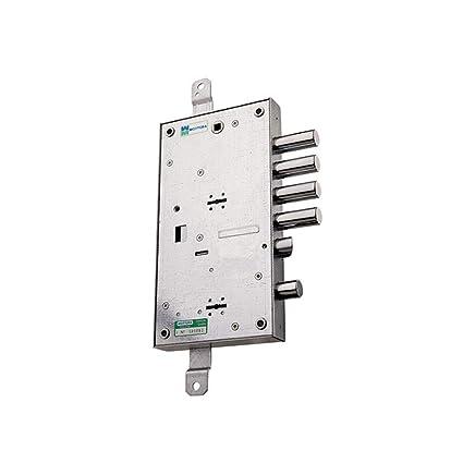 Cerradura Doble de seguridad para puerta blindada Mottura Art. 54.595 derecha llave doble Mapa multifunción