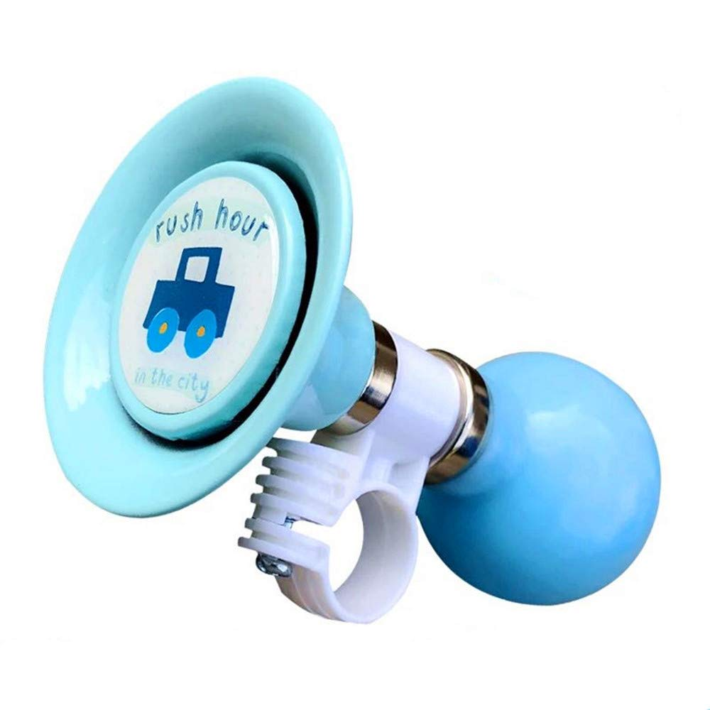 AISHEMI Kids Bike Metal Squeeze Horn Bell for Trikes Scooters Balance Bike