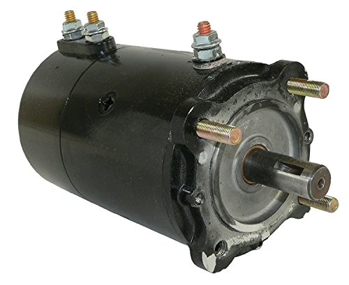 DB Electrical LRW0015 Winch Motor for Ramsey Braden Hickey Desert Tulsa Camindustries Pierce/ 12 Volt 2100 RPM Reversible 4.8 HP Double Ball Bearing, W-9144, W-8933, W-9143, W-6900, W-9133, MUR6202