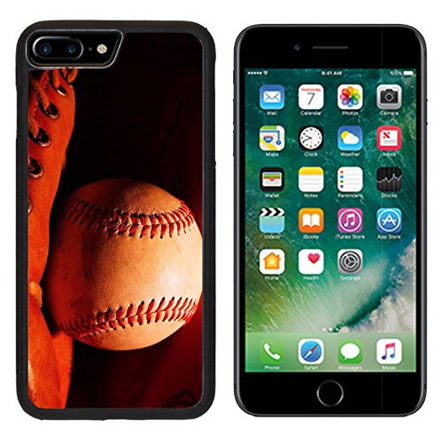 - Luxlady Apple iPhone 7 Plus iPhone 8 Plus Aluminum Backplate Bumper Snap iphone7plus/8plus Case A lightpainted photo of a baseball sitting in catcher s mitt IMAGE ID 5537116