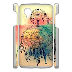 Google Nexus 5 phone Case The Dream Catcher Painting Protective Cell Phone Cases Cover DFG151620