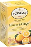 Twinings Tea Lemon and Chinese Ginger Tea, 20 - Best Reviews Guide