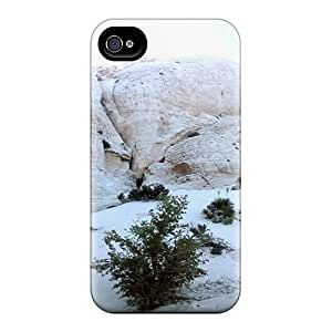 CalvinDoucet RAN17851VQxX Protective Cases For Iphone 6(white Ss Cliffs)