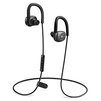 Auriculares de Diadema con Bluetooth, TaoTronics Auriculares Inalámbricos Estéreo Sport Compatibles con Siri, S
