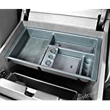 Center Console Organizer Tray for 2014-2018 GMC Sierra Chevy Silverado(Full Console w/Bucket Seats ONLY)