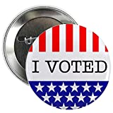 CafePress I Voted 2.25' Button