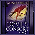 Devil's Consort Audiobook by Anne O'Brien Narrated by Emma Gregory