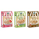 Bakery On Main Gluten-Free, Non-GMO Ancient Grains Instant Oatmeal, Variety Pack, 10.5 Ounce/6 Count Box