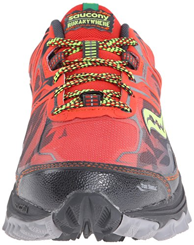 Xodus 6 0 Saucony Men's black Red fwU54