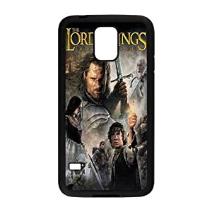 Custom High Quality WUCHAOGUI Phone case Lord Of The Rings Protective Case For Samsung Galaxy S5 - Case-17