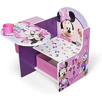 Amazon.com: Delta Children Chair Desk With Storage Bin, Nick Jr. PAW ...