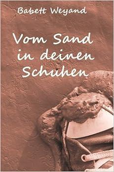 Book Vom Sand in deinen Schuhen