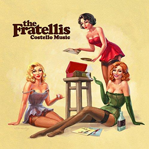 Vinilo : The Fratellis - Costello Music (Holland - Import)