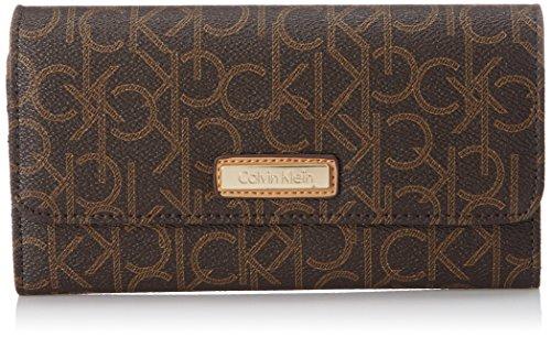 2es Calvin Klein Logo Wallet