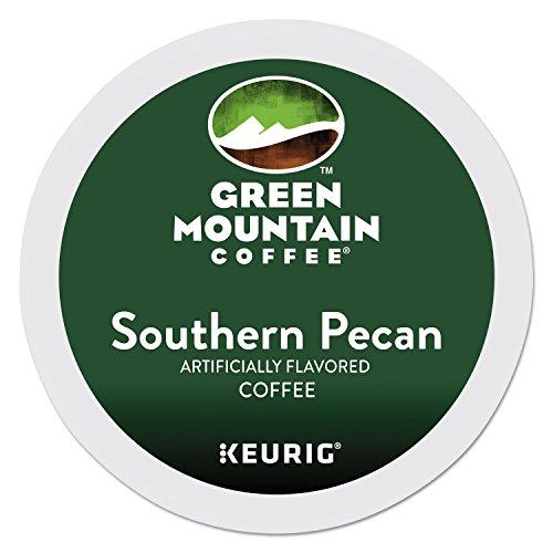 - Green Mountain Coffee Roasters 6772 Southern Pecan Coffee K-Cups, 24/box