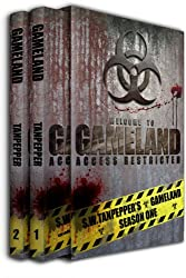 GAMELAND Episodes 1-2: Deep Into the Game + Failsafe (S. W. Tanpepper's GAMELAND (Season One))