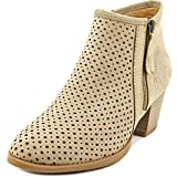 Earth Women's Pineberry Ankle Bootie,Stone Soft Buck,US 9 M