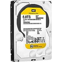 WD 6TB 3.5 Re+ SATA III 128 MB Cache Bulk/OEM Enterprise Hard Drive (WD6005FRPZ)