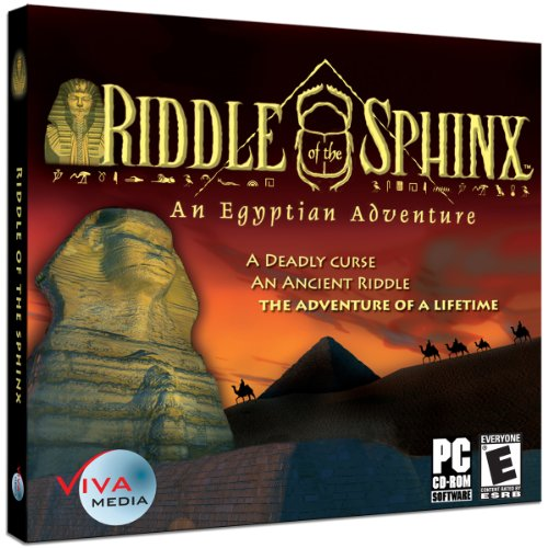 Riddle of the Sphinx (Spot Website)