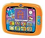 VTech Light-Up Baby Touch Tablet, Orange
