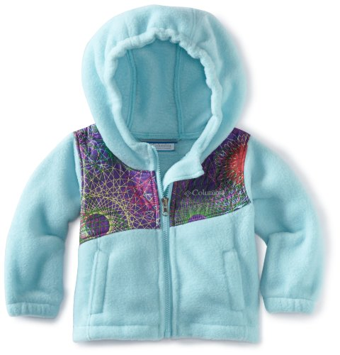 Columbia Baby Girls' Emma Angel Fleece Jacket