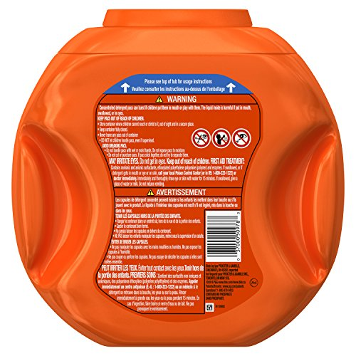 Tide PODS Spring Meadow Scent HE Turbo Laundry Detergent Pacs, 72 count by Tide (Image #1)