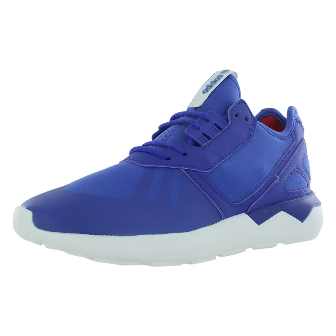 the best attitude f5605 fd4ed Amazon.com   adidas Big Kids Tubular Runner (Purple ngtfla red)   Running