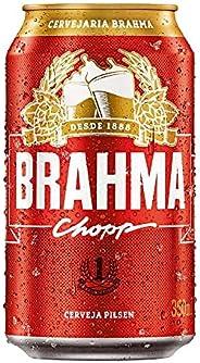 Cerveja Brahma Chopp, Lata, 350ml 1un