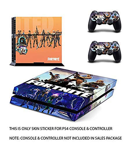 Buy Gadgets Wrap Fortnite Stand Skin For Play Station 4 Ps4