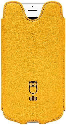 ullu Sleeve for iPhone 8 Plus/ 7 Plus - Sun Ray Yellow UDUO7PPL14 by ullu