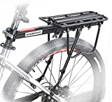 Acomfort 110 Lbs Capacity Adjustable Bike Luggage Cargo Rack Bicycle...