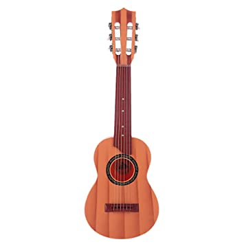 MRKE Ukelele Principiante Guitarra Niño 68cm 6 Cuerdas Juguete de ...