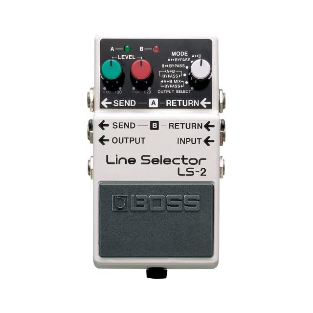 リンク:LS-2 Line Selector