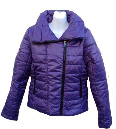 Lotto Sport Jacket Pad Denise Zip, mujer, ultravioleta