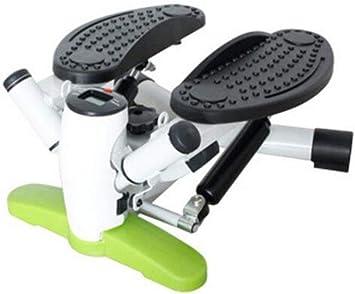 Fitness Mini Stepper Home Gym negro Debajo del escritorio Entrenador de mesa Piernas aeróbicas Muslos Sentados Entrenamiento Ejercicio Ejercicio Entrenamiento pequeño Paso Máquina Pie Pedal Escalera E: Amazon.es: Deportes y aire libre