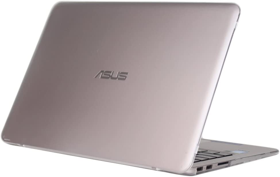 mCover Hard Shell Case for 13.3-inch ASUS ZENBOOK UX330UA Series (NOT Fitting UX305 Series) Laptop (Clear)