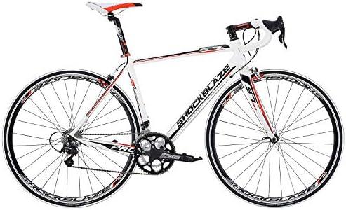 shockblaze S7 Pro Xenon, bicicleta de carreras, Campagnolo 2 x 10 SP.: Amazon.es: Deportes y aire libre