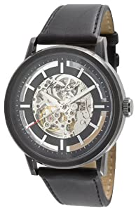 Amazon.com: Kenneth Cole New York Men's KC1632 Skeleton Dial Automatic