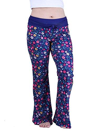 Womens Cute Cotton Pants - 3