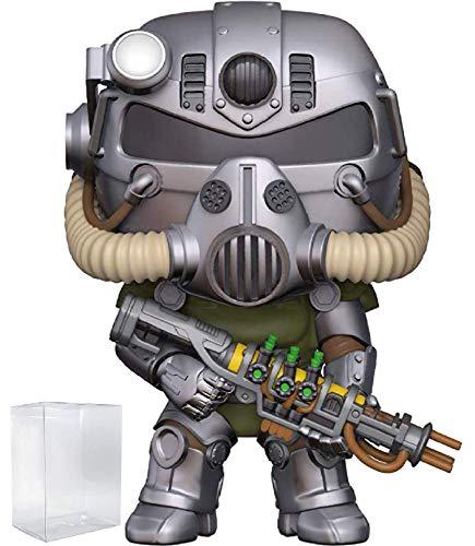 Funko Pop! Games: Fallout - T-51 Power Armor Vinyl Figure (Includes Pop Box Protector -