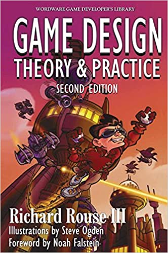 GAME DESIGN THEORY AND PRACTICE PDF DOWNLOAD