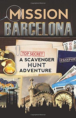 Mission Barcelona Scavenger Adventure Travel