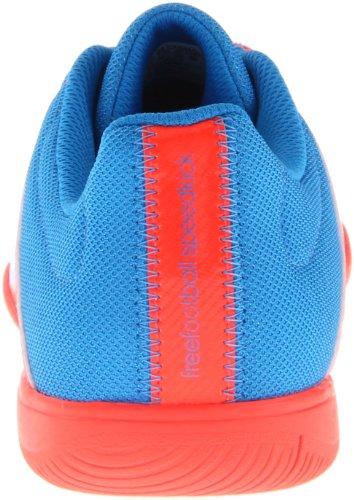 adidas Mens Freefootball Speedkick Soccer Shoe Infrared/Running White/Bright Blue qyg6jD