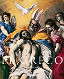 img - for El Greco: Domenikos Theotokopoulos 1541-1614 (Serie Menor) (Spanish Edition) by Michael Scholz-Hansel (2005-03-02) book / textbook / text book