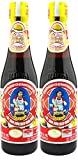 Thai Oyster Sauce Maekrua Brand - 11 oz bottle x 2