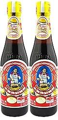 Thai Oyster Sauce Maekrua Brand - 11 oz ...